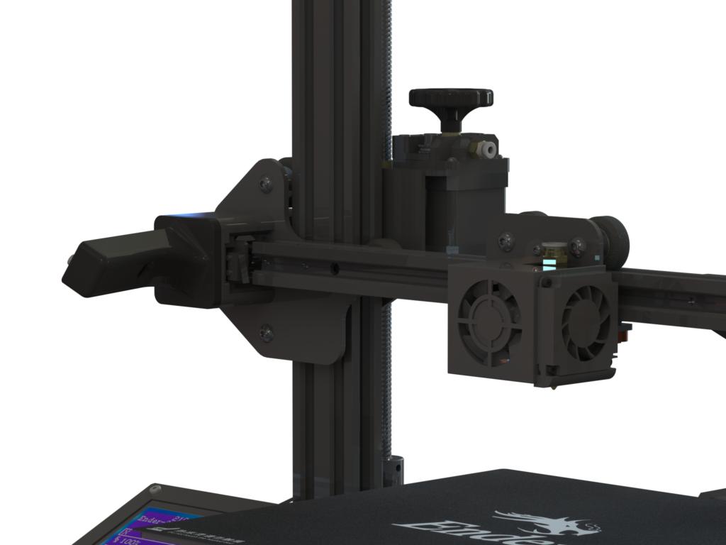 Ender 3 ja Web-kamera